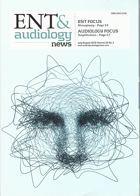 ENT & Audiology News – July/August 2019 – Charles East